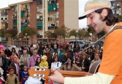 Diumenge de Carnaval - Animació infantil a la plaça del Poble