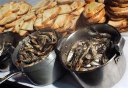 Dimecres de cendra - Sardinada popular al Casal de Cultura