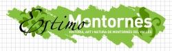 Capçalera de la col·lecció de fascicles Estimo Montornès