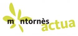 """Imatge de la campanya """"Montornès actua"""""""