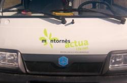 Adaptació de la campanya als vehicles i maquinària dels serveis de neteja viària i recollida de residus