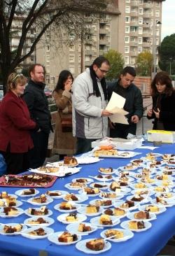 22-11-2008 - Concurs de pastissos musicals (Activitats de Santa Cecília)