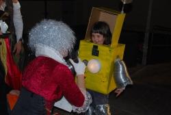 21 de febrer - Robótica. Primer premi individual infantil