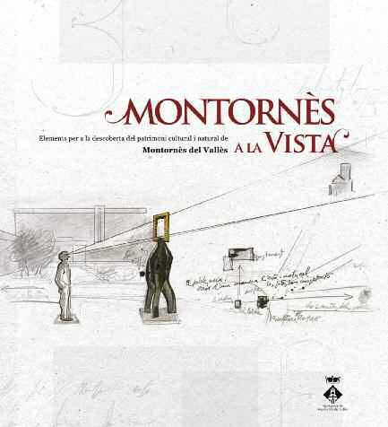 """Portada del llibre """"Montornès a la vista"""""""