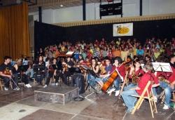 22 d'abril - VII Cantata de Sant Jordi al Pavelló Municipal d'Esports
