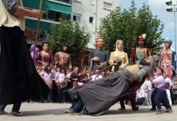 Dansa de la batalla de Montornès