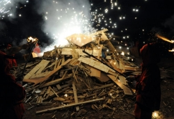 23-06-2011 - La foguera de Sant Joan