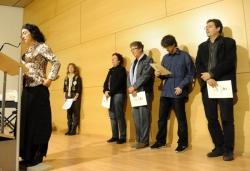 18-11-2011 - Lliurament de guardons del IV Premi Font de Santa Caterina de Microcontes