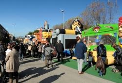 26-11-2011 - Botifarrada, inflables i jocs al carrer del Molí