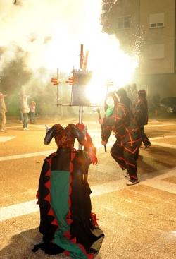 26-11-2011 - Correfoc a la Rambla