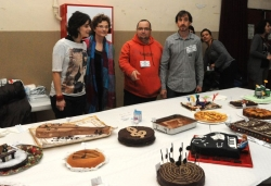 22-11-2011 - Sta. Cecília - Concurs de pastissos musicals