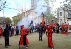 27-11-2011 - Plantada de gegants i cercavila de Sant Sadurní