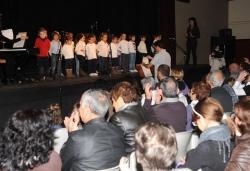 22-11-2011 - Sta. Cecília - Actuacions dels alumnes de l'Escola Municipal de Música