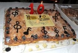 22-11-2011 - Sta. Cecília - 10è aniversari de l'Escola Municipal de Música