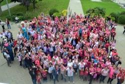 18/10/2015 - II Caminada contra el càncer de mama