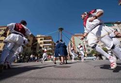 19/09/2015 - Euskaljaia, danses tradicionals basques