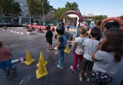21/09/2015 - III Diada d'entitats esportives locals i XI Jornada infantil d'esport al carrer