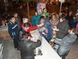 28/11/2015 - Xocolatada popular