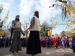 29/11/2015 - Plantada de gegants i cercavila de Sant Sadurní