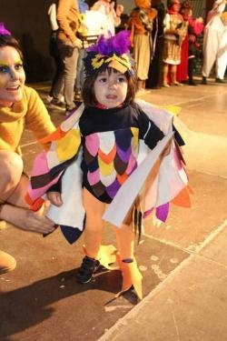 Premi Individual Infantil - Pajarito