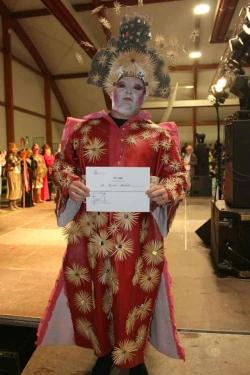 Premi Individual Adult - La Reina Geisha
