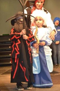Premi Parella Infantil - Banyetes i Angeleta