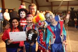 1r premi Grup - El Circ de l'Alegria
