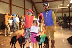 2n premi Grup - La Patrulla Canina