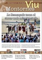 Portada Montornès Viu 104 -  Maig 2016