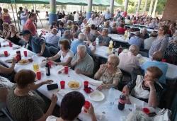 Berenar per a la gent gran