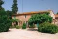 Façana de l'edifici principal de Can Saiol