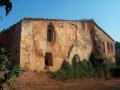 Façana de la masia de Can Bosquerons