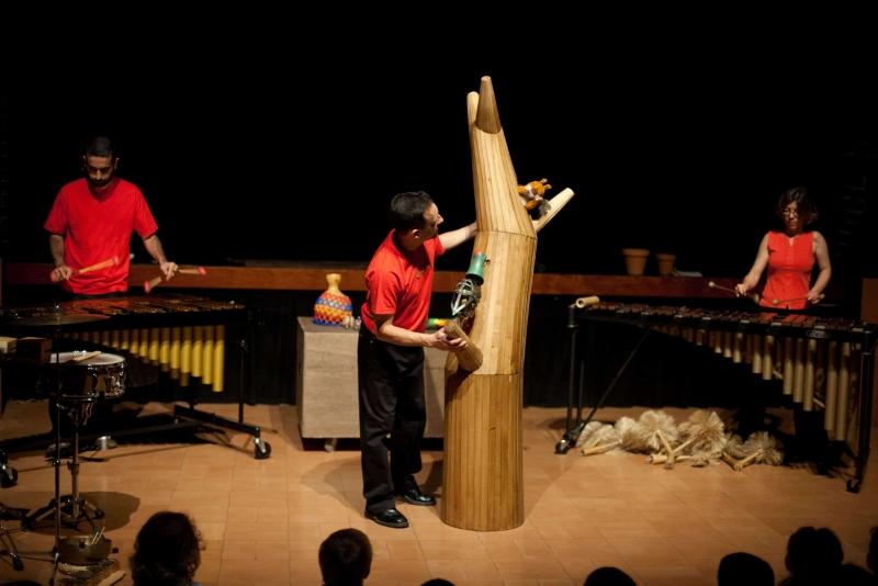 """Concert """"Pica que pica"""" (Foto: La Botzina)"""