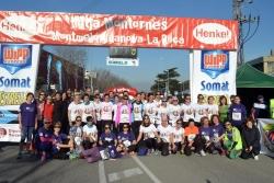 """03/04/2016 - Grup de dones """"Corre per a la igualtat"""""""