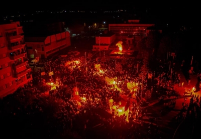 Cremada de l'Ajuntament (Festa Major 2015)