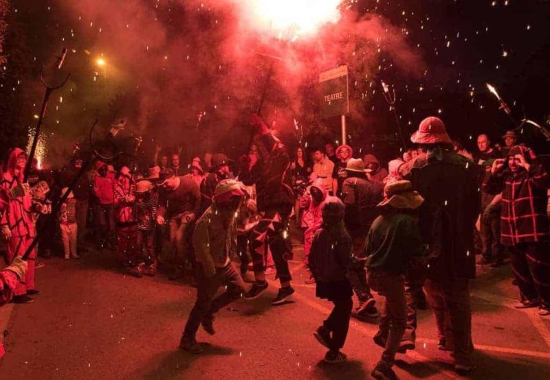 Correfoc infantil (Festa Major 2015)