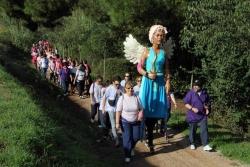 16/10/2016 - III Caminada contra el càncer de mama