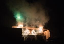 16/09/2016 - Cremada de l'Ajuntament