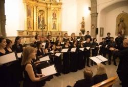19/11/2016 Concert del cor de cambra de Granollers