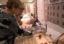 28/11/2016 Exposició de costura artesana