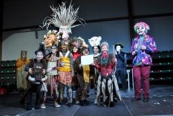 Primer premi grup - El rey León