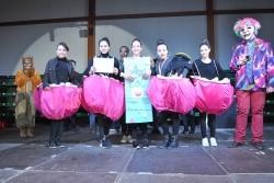 Segon premi grup - Kellog's Yoi