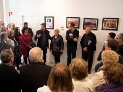 """Clausura de l'exposició """"La donació de fotografies de Bernardo López a l'Arxiu Municipal"""" a Montbarri"""