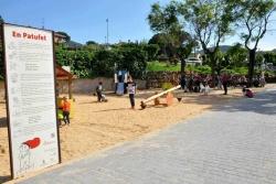 Parc dels Castanyers a Can Parera