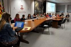 Darrera sessió del Consell d'Infants (curs 2016-2017)