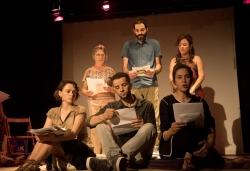 22-06-2017 Recital de poesia de Bernardo López