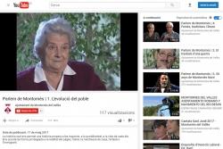 """Documental de la sèrie """"Parlem de Montornès"""" a YouTube"""