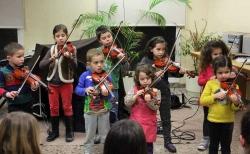 Audicions a l'Escola Municipal de Música (Imatge d'arxiu)