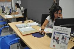 Departament d'Ocupació, Promoció Econòmica i Comerç de l'Ajuntament de Montornès