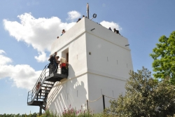 Visita a la Torre del Telègraf